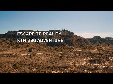 画像: The 2020 KTM 390 ADVENTURE | KTM www.youtube.com