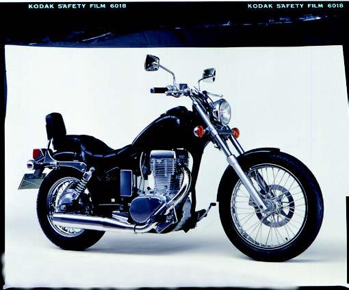 Images : スズキ LS650サベージ 1986 年7月