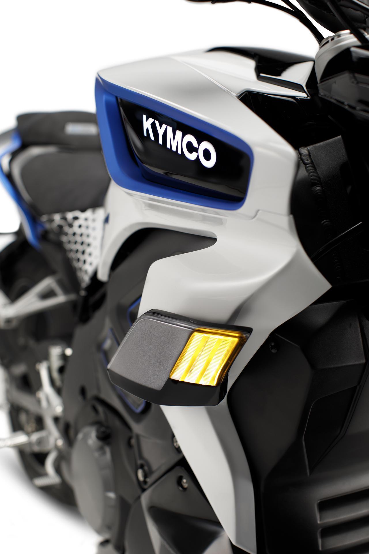 Images : 17番目の画像 - キムコ「RevoNEX」の写真を見る! - webオートバイ
