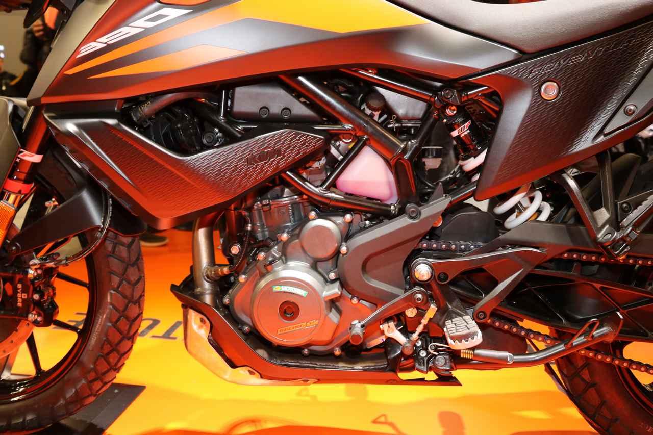 Images : 13番目の画像 - 390 ADVENTUREの写真をもっと見る! - webオートバイ