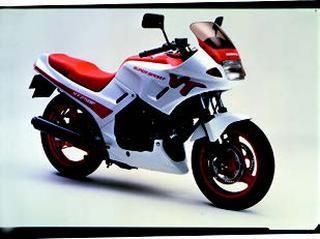 ホンダ VT250F 1987年1月