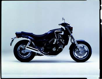 Images : ヤマハ FZX750 1986 年 5月