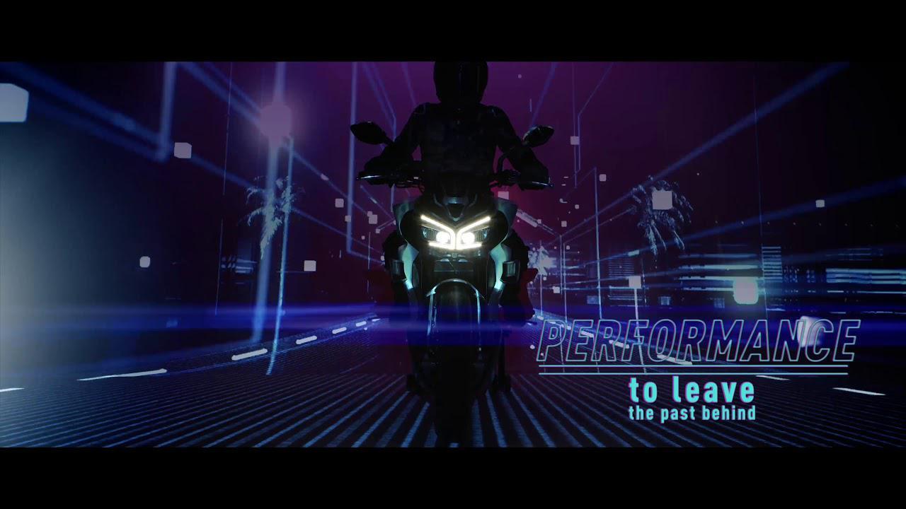 画像: KYMCO RevoNEX youtu.be