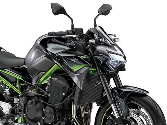 画像: カワサキの新型「Z900」「Z650」は、デザインを「Z H2」のイメージに!? スタイリング紹介の第一報【EICMA 2019速報】 - webオートバイ