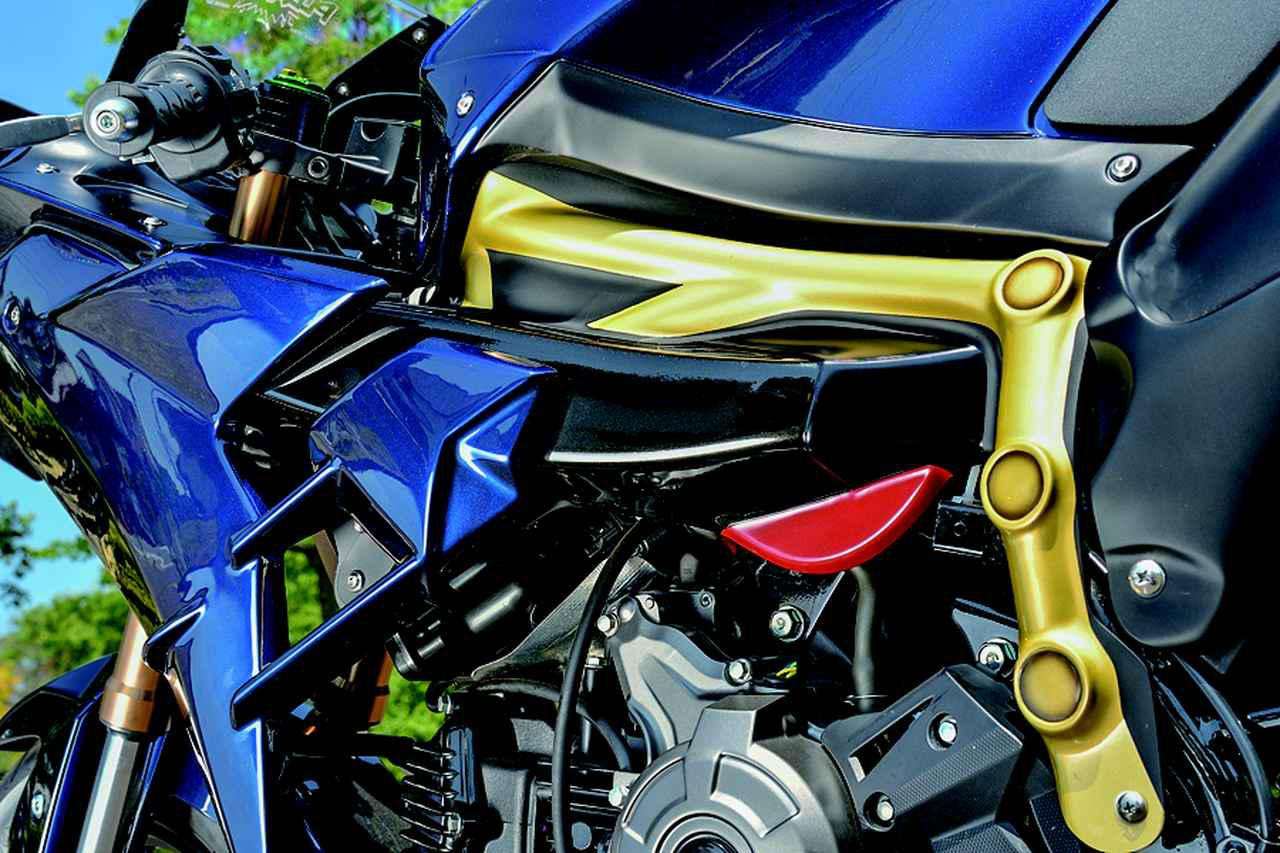 Images : 9番目の画像 - 写真をまとめて見る! - LAWRENCE - Motorcycle x Cars + α = Your Life.