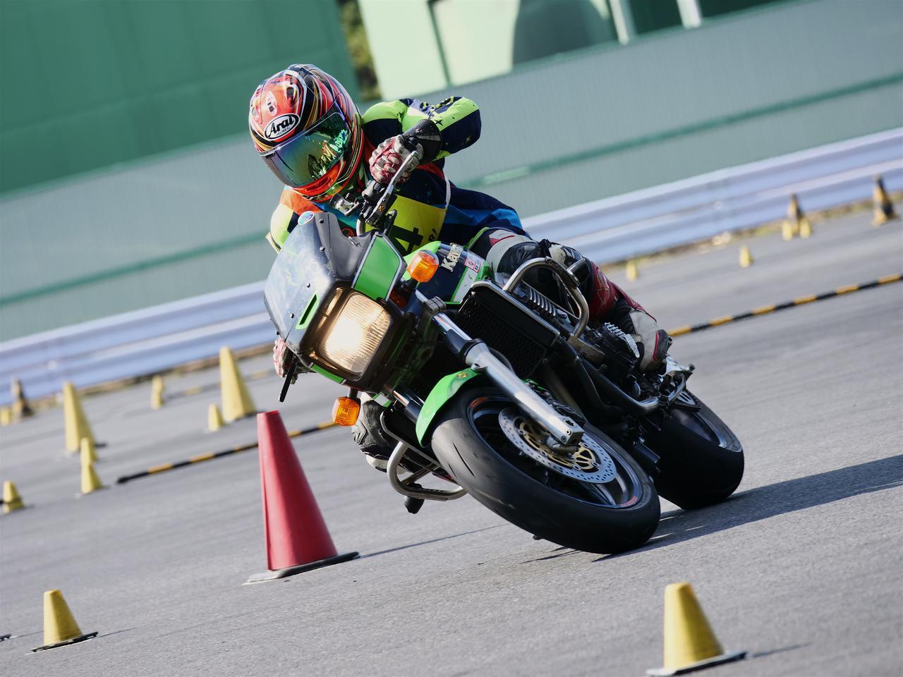 Images : 17番目の画像 - 2019ダンロップ・オートバイ杯ジムカーナ第5戦 - webオートバイ