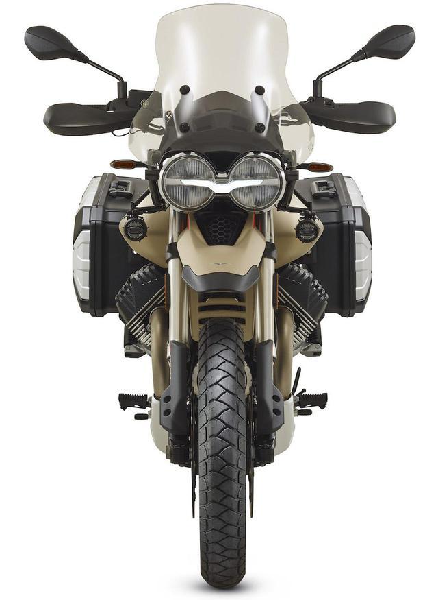 画像7: Moto Guzzi「V85 TT Travelエディション」(EICMA 2019)