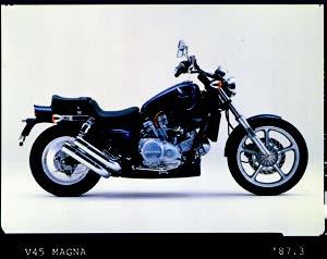 Images : ホンダ V45マグナ 1987年 4月
