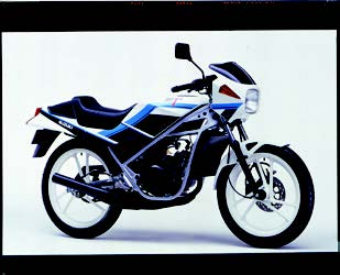 Images : スズキ RG50Γ 1987年 3月