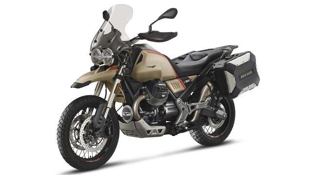 画像5: Moto Guzzi「V85 TT Travelエディション」(EICMA 2019)