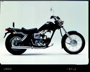 Images : ホンダ ジャズ 1987年2月