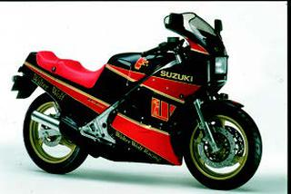 スズキ RG250Γ W/W 1987年 6月
