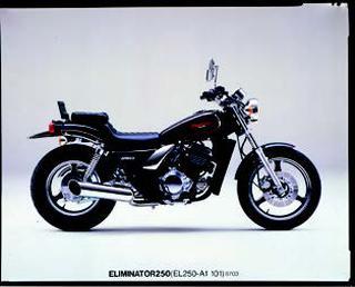 カワサキ エリミネーター250 1987年 3月