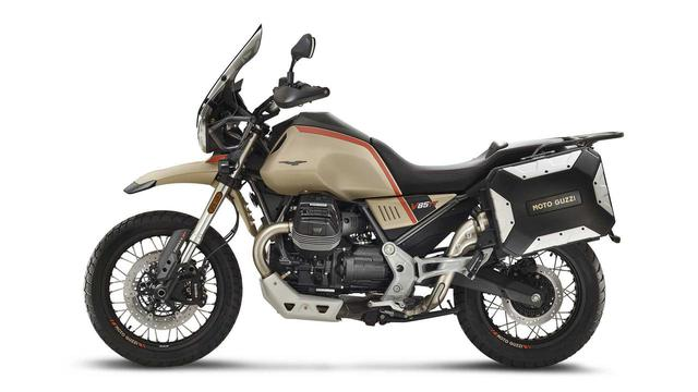 画像6: Moto Guzzi「V85 TT Travelエディション」(EICMA 2019)