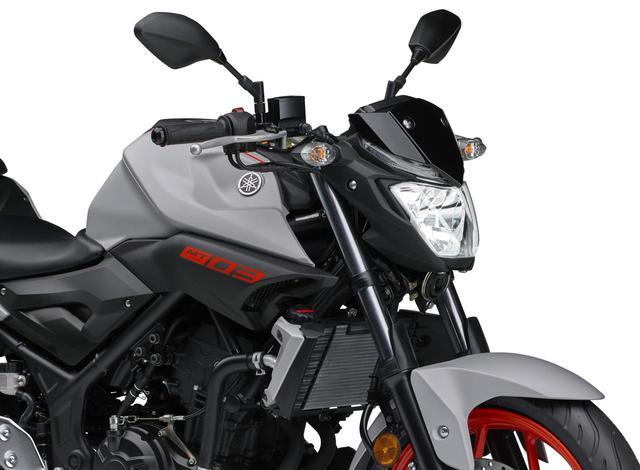 画像: ヤマハ MT-03/MT-25の2019年モデルが3月1日(金)デビュー! - webオートバイ