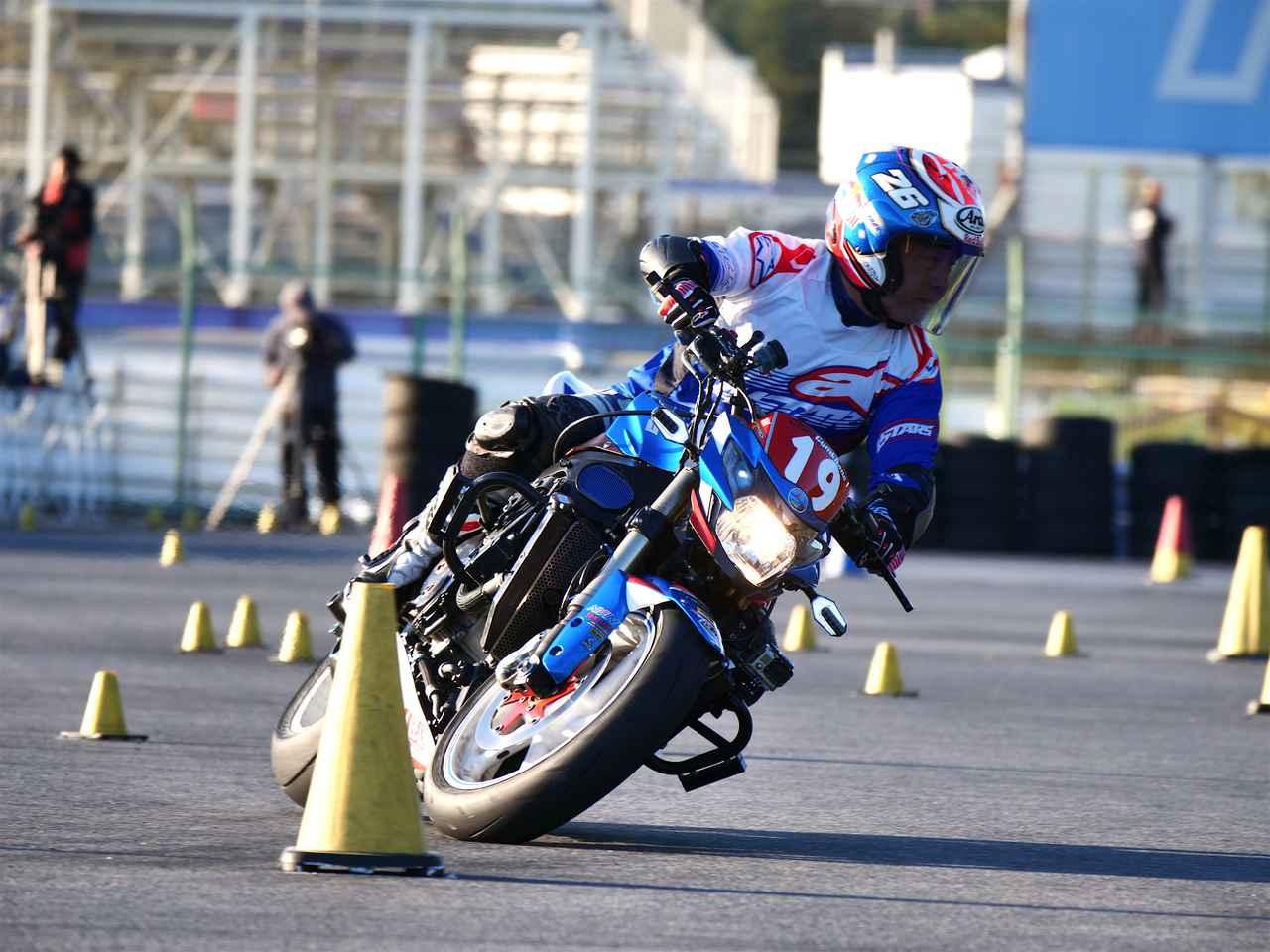 Images : 13番目の画像 - 2019ダンロップ・オートバイ杯ジムカーナ第5戦 - webオートバイ
