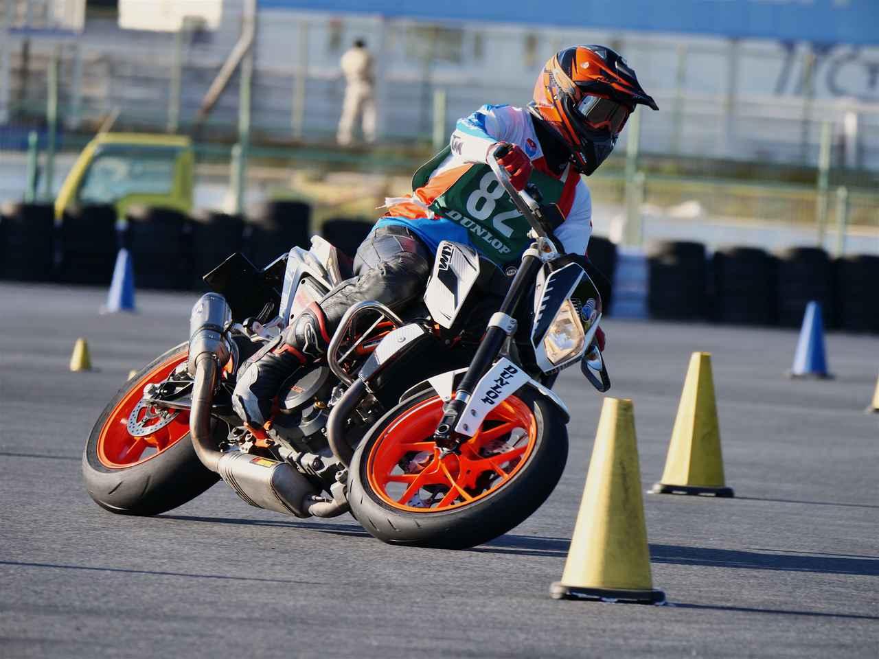 Images : 6番目の画像 - 2019ダンロップ・オートバイ杯ジムカーナ第5戦 - webオートバイ