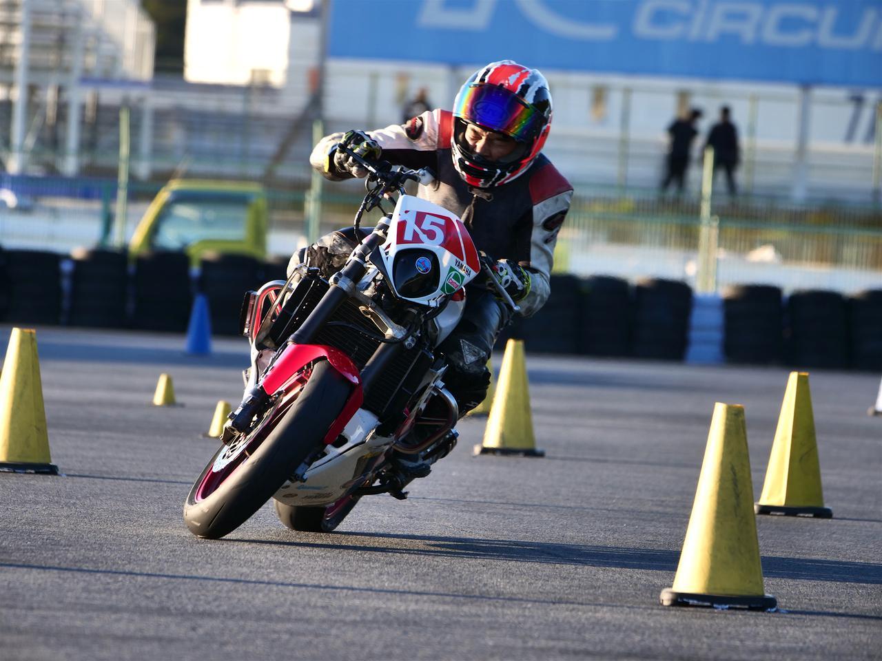 Images : 16番目の画像 - 2019ダンロップ・オートバイ杯ジムカーナ第5戦 - webオートバイ