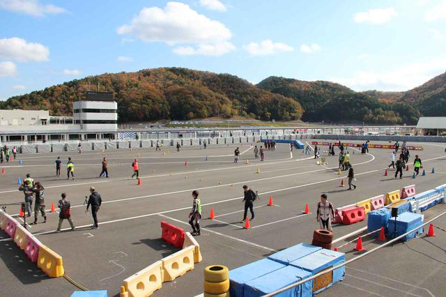 画像2: 「MOTO GYMKHANA GREAT SERIES」の西日本大会開催!