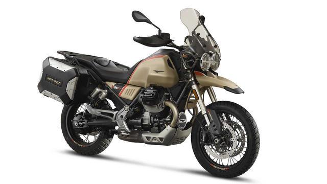 画像3: Moto Guzzi「V85 TT Travelエディション」(EICMA 2019)