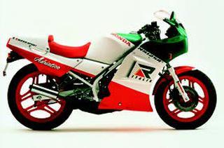 ホンダ NS125R 1987年7月