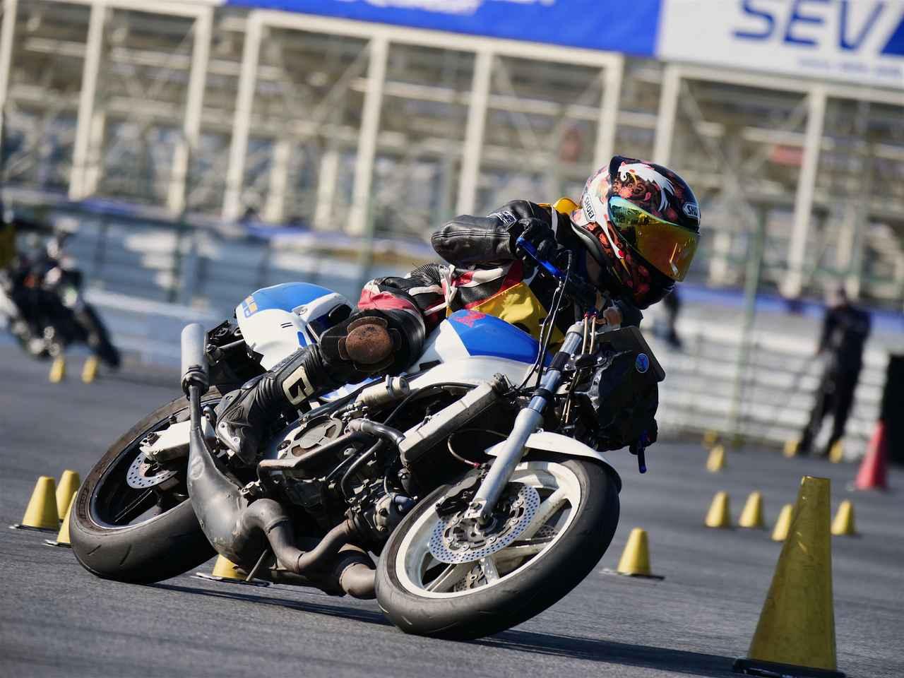 Images : 18番目の画像 - 2019ダンロップ・オートバイ杯ジムカーナ第5戦 - webオートバイ