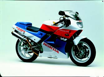 Images : ホンダ VFR400R 1987年 3月