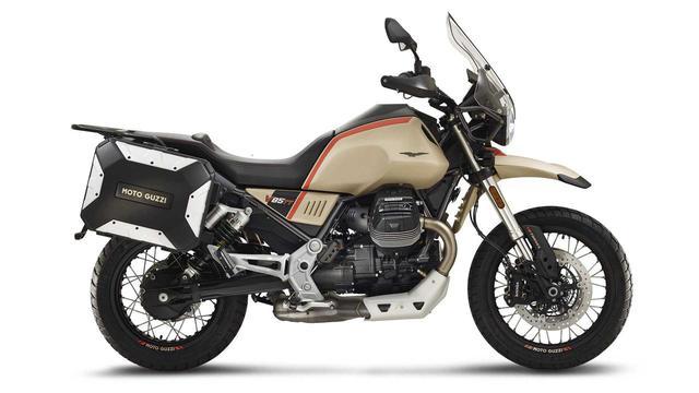 画像4: Moto Guzzi「V85 TT Travelエディション」(EICMA 2019)