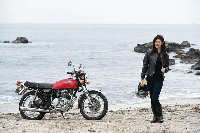 画像: ■時代の寵児 Honda CB400FOUR