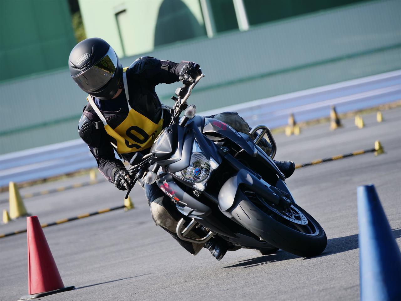 Images : 1番目の画像 - 2019ダンロップ・オートバイ杯ジムカーナ第5戦 - webオートバイ