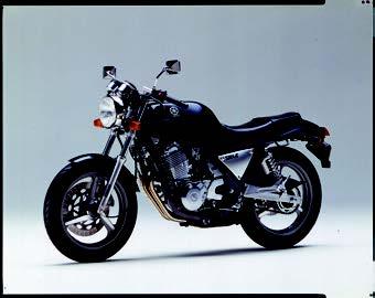 Images : ヤマハ SRX600 1987年2月