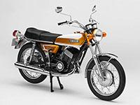 画像: 青春の2Q(2ストローク・Quarter)カタログ その4 ヤマハ空冷編-2 | WEB Mr.Bike