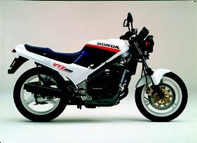 Images : ホンダ VTZ250 1987年 4月