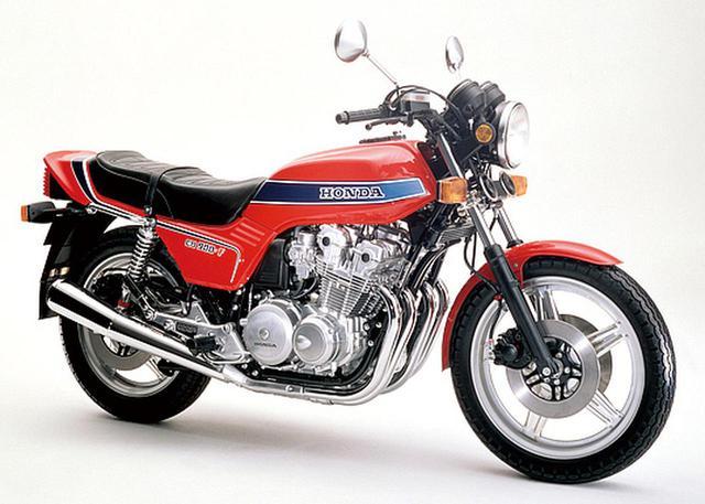 画像: HONDA CB900F(1978年) ●空冷4ストDOHC4バルブ並列4気筒●901㏄●95PS/9000rpm●7.9㎏-m/8000rpm●232㎏(乾燥)●-●20L ●3.25-19・4.00-18■輸出モデル