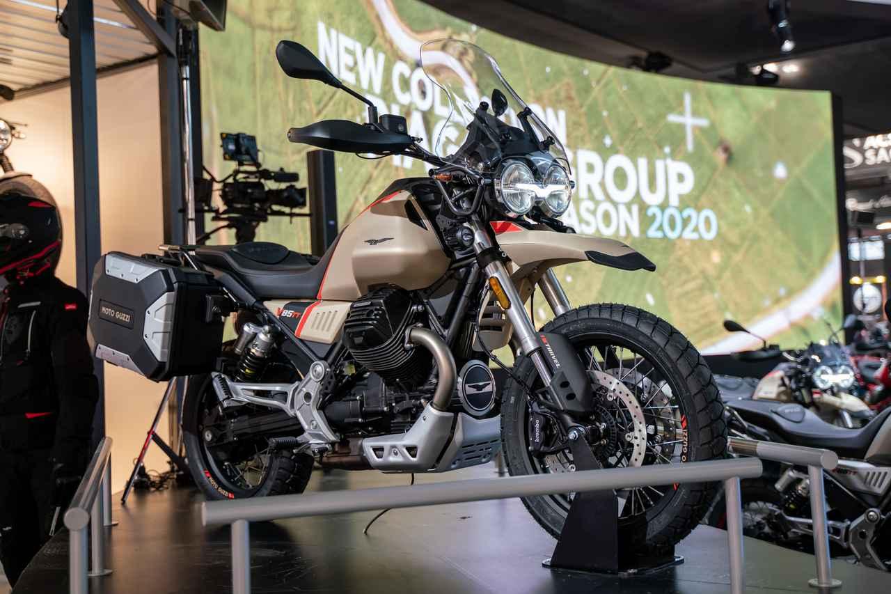 Images : 5番目の画像 - Moto Guzzi「V85 TT Travel」の写真を全て見る! - webオートバイ