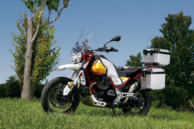 画像: 伝統の縦置きVツインが生み出すアドベンチャーの新境地!『MOTO GUZZI V85TT』(2019年) #試乗インプレ - webオートバイ