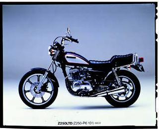カワサキ Z250LTD 1988 年2月