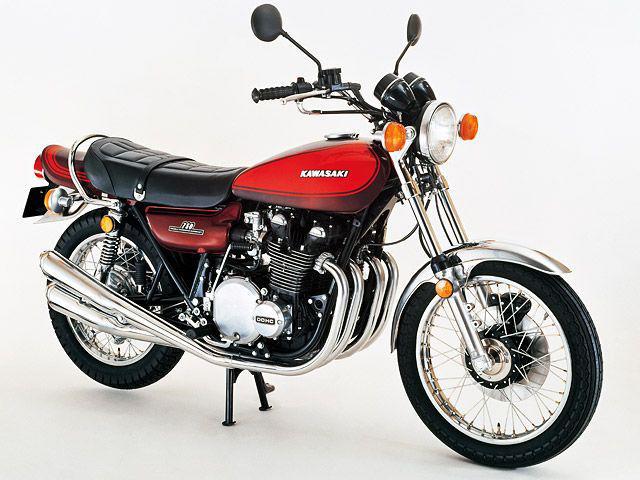 画像: 当時の排気量規制に対応するためにボア×ストロークをダウンさせ、750ccで登場した「750RS(Z2)」国内で累計2万台以上を販売。