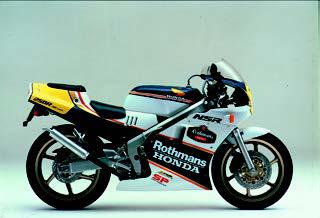 ホンダ NSR250R SP 1988 年 3月