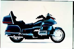 Images : ホンダ ゴールドウイングSE 1988 年