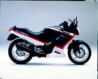 カワサキ GPX250RⅡ 1988 年 3月
