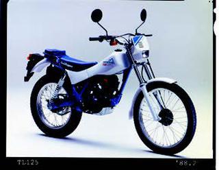ホンダ TL125 1988 年2月
