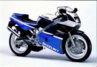 スズキ RGV250Γ/SP 1988 年 3月