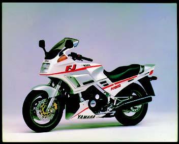 Images : ヤマハ FJ1200 1988 年