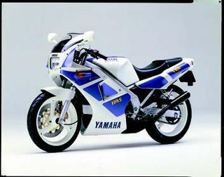 ヤマハ TZR250 1988 年 3月