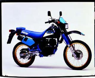 スズキ SX125R 1988 年2月