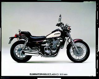 カワサキ エリミネーター400LX1988 年 3月