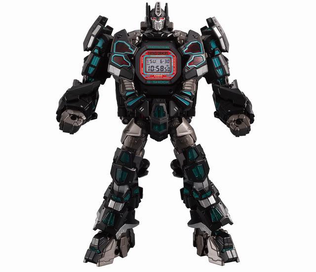 画像: ロボットモード