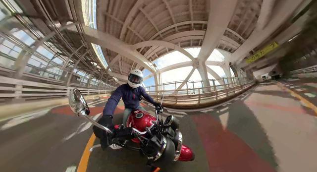画像: 360度撮影ができるGoProは使えるのか?「GoPro Fusion」使用レポート【実際に撮った動画もあります!】 - webオートバイ