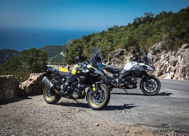 画像: V-Strom 1000/XT ABS 「電子制御の革新ブレーキが秘めたチカラを解放させる」 - webオートバイ